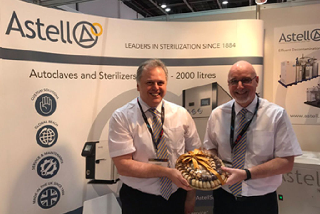 Astell wins ARABLAB 2017 Twitter competition