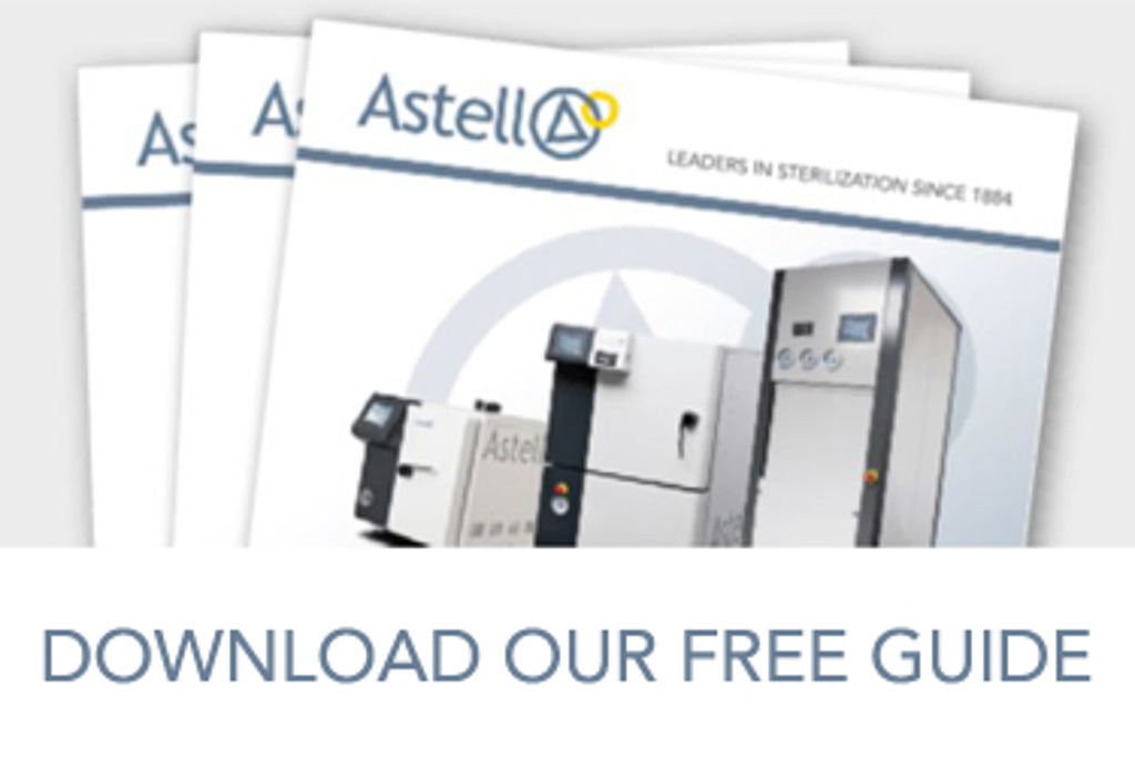 Download the FREE Astell Guide to Autoclaves