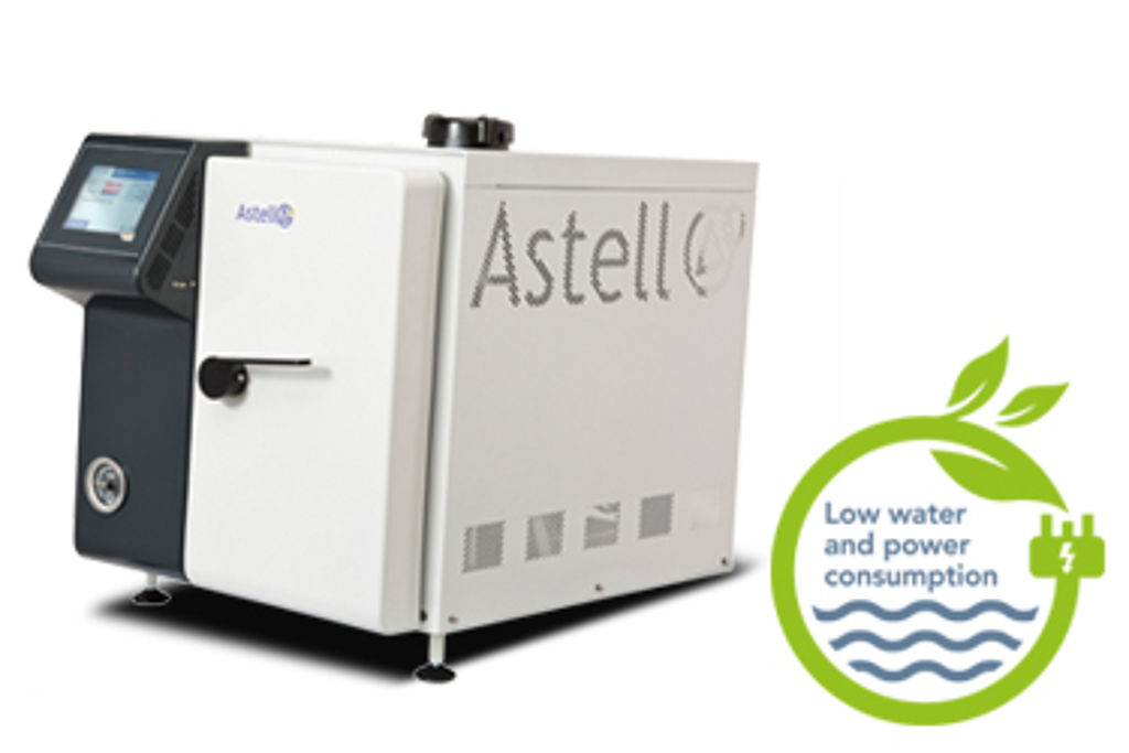 Eco-friendly Benchtop autoclaves