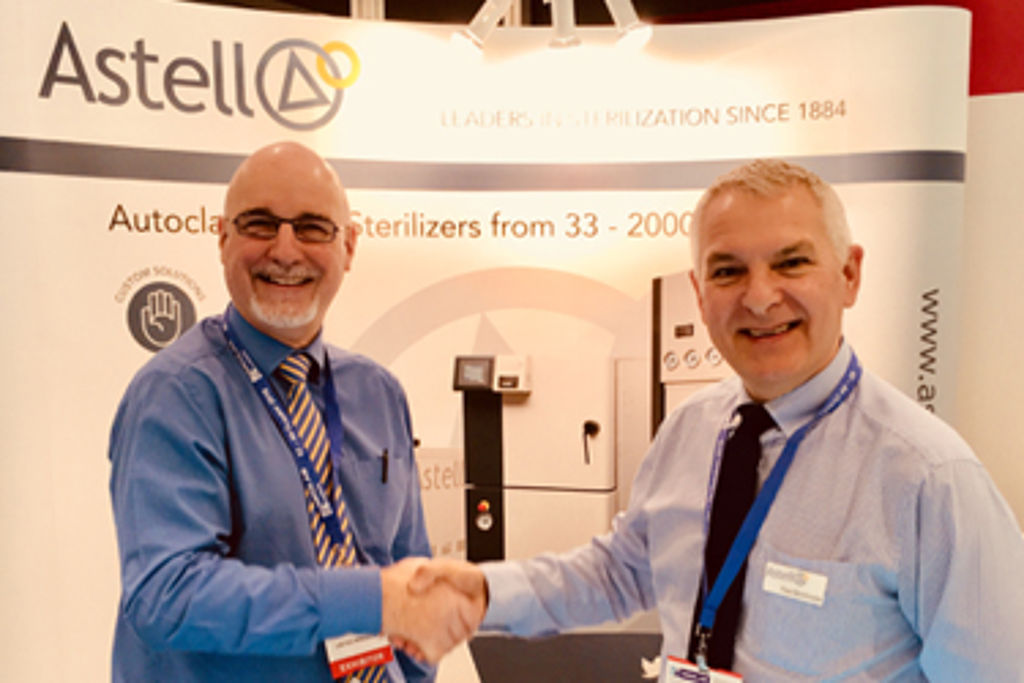 Astell appoints Sales & Marketing Director