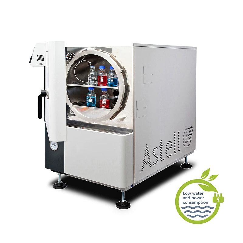 Large Swiftlock autoclave