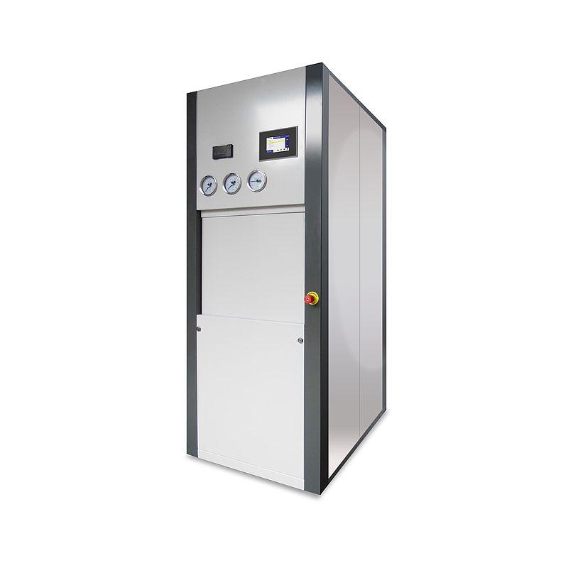 AVS125 to AVS360 SQUARE autoclave
