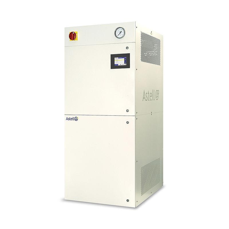 72kW steam generator